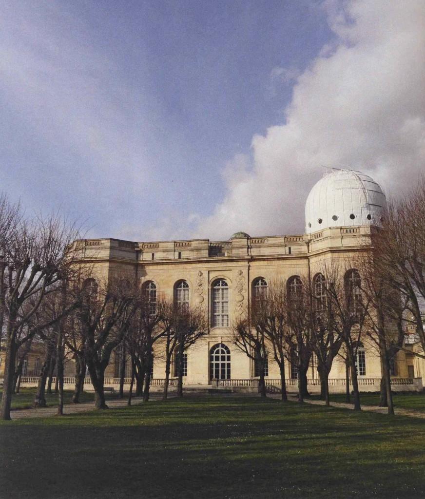 L'Observatoire de Paris.
