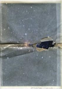 Coraline de Chiara, Constellation inconnue, 2015.