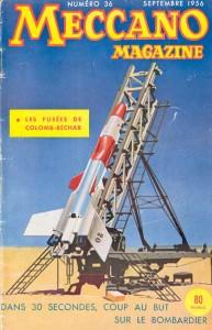 Meccano Magazine n°36, septembre 1956